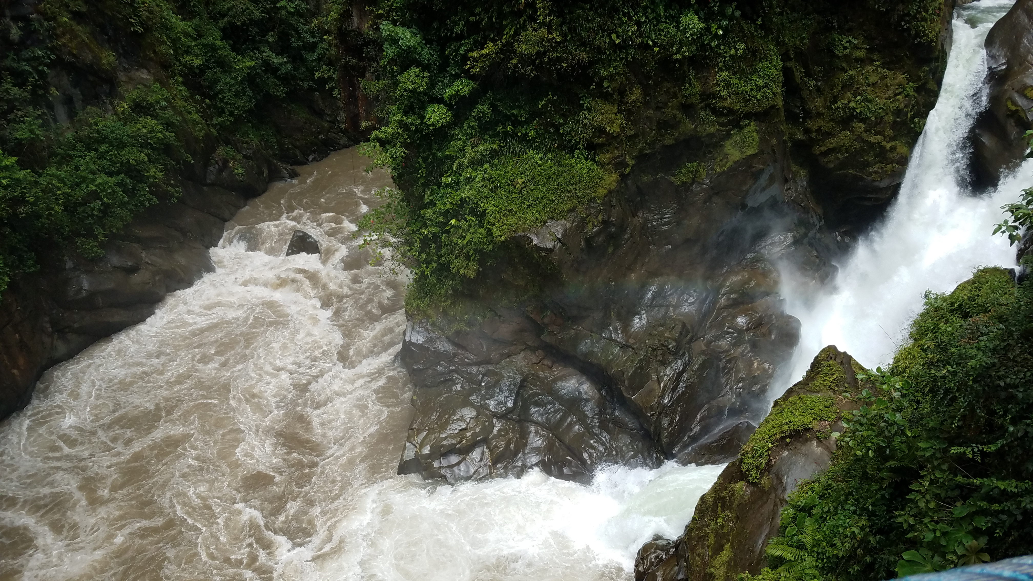 Ecuador: Day 2 – Banos to the Amazon