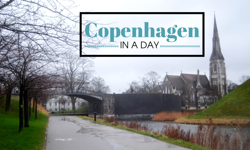 A Day in Copenhagen, Denmark