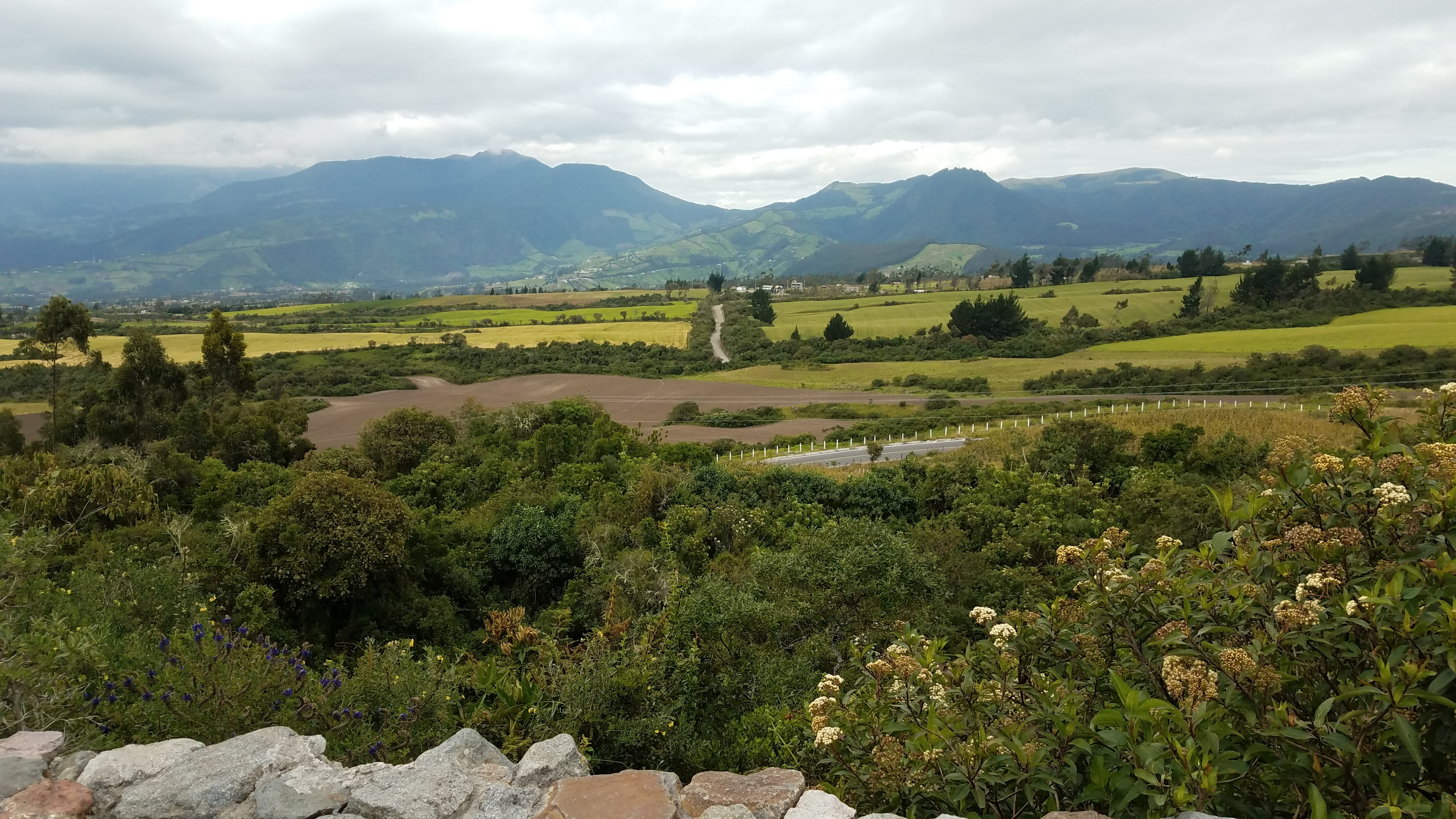 Ecuador: Day 4 – Otavalo to Quito
