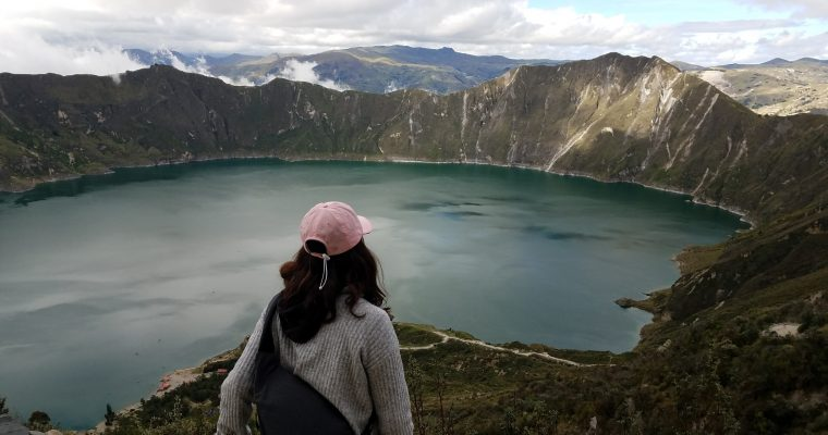 Ecuador: Day 1 – Quilotoa Loop to Banos