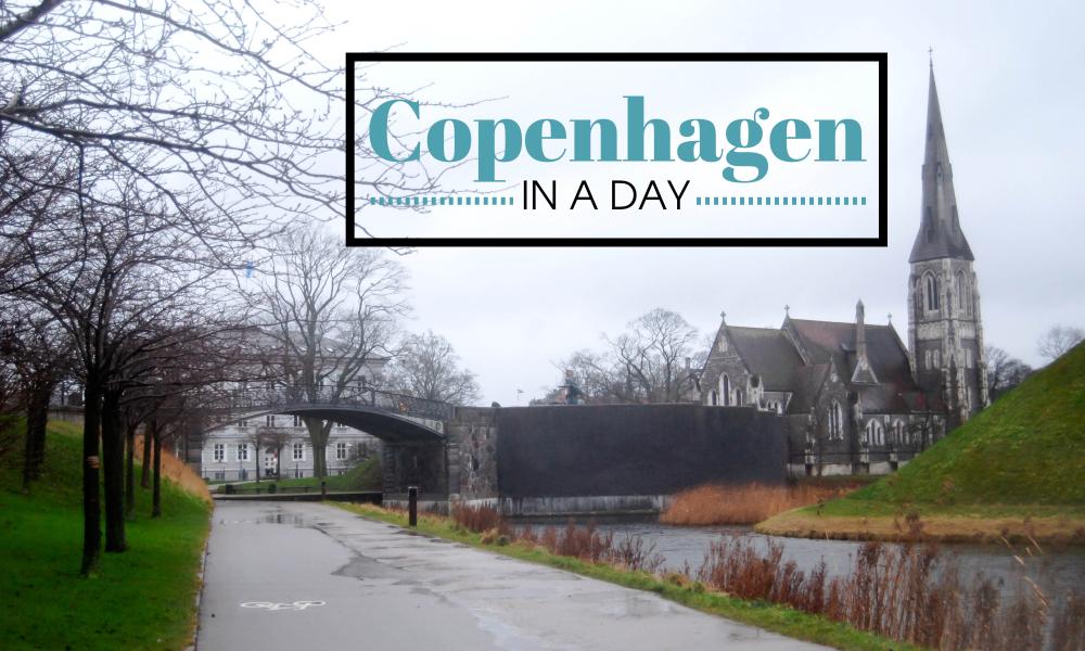A Day in Copenhagen, Denmark