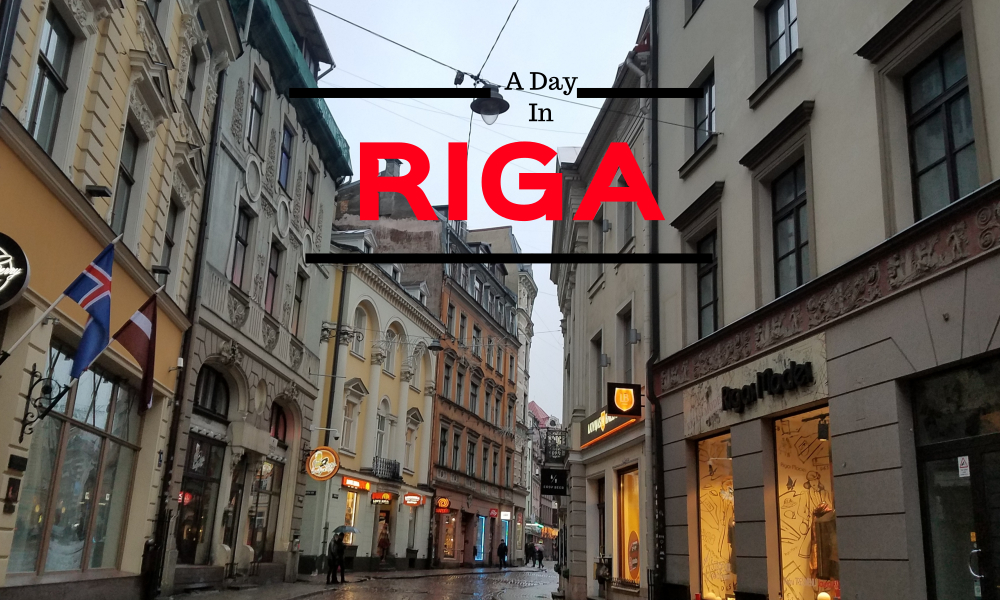 A Day in Riga, Latvia