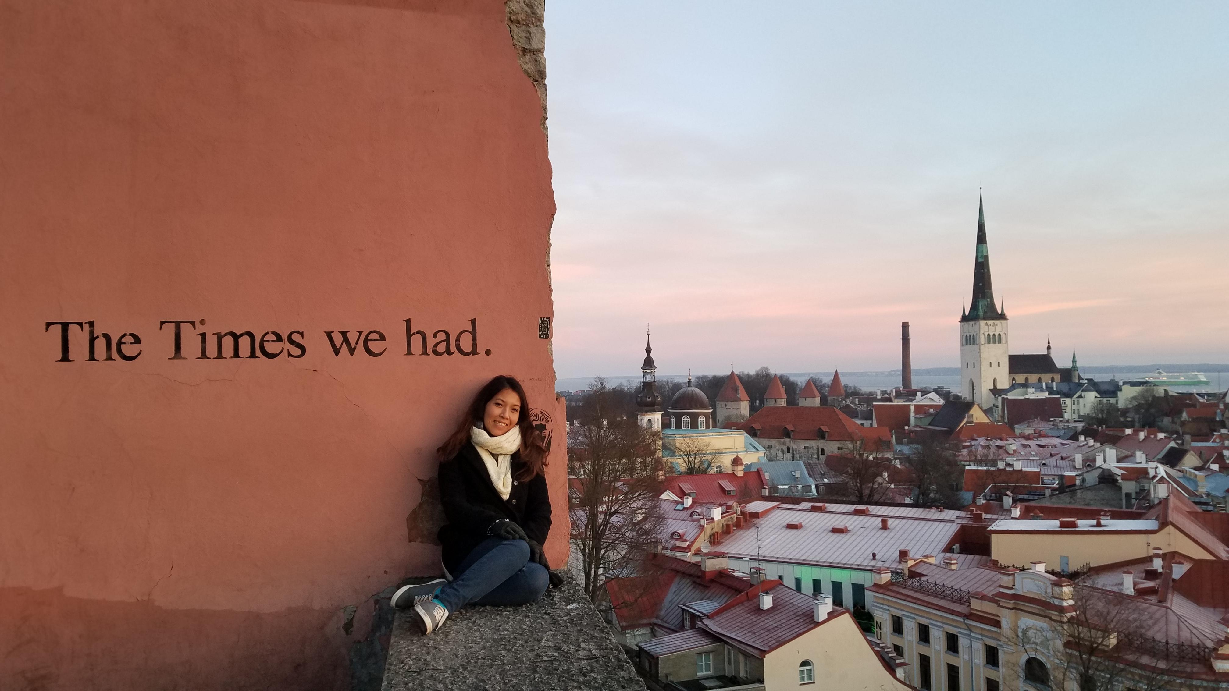 2 Days in Tallinn, Estonia