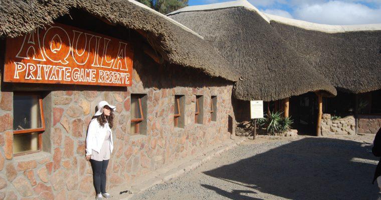 Aquila Safari: Private Game Reserve