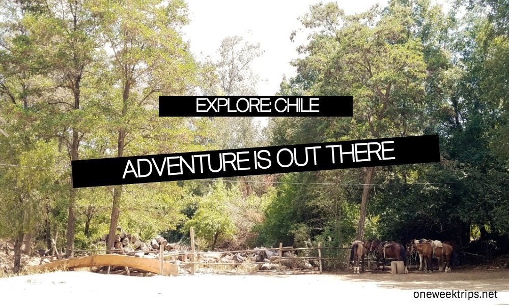 Explore Chile: Day 2 – Adventure Is Out There