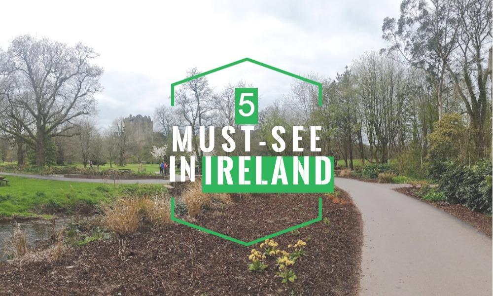 5 Dreamy Must-See Landmarks in Ireland