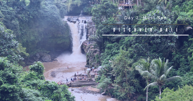 Discover Bali: Day 2 – Must See