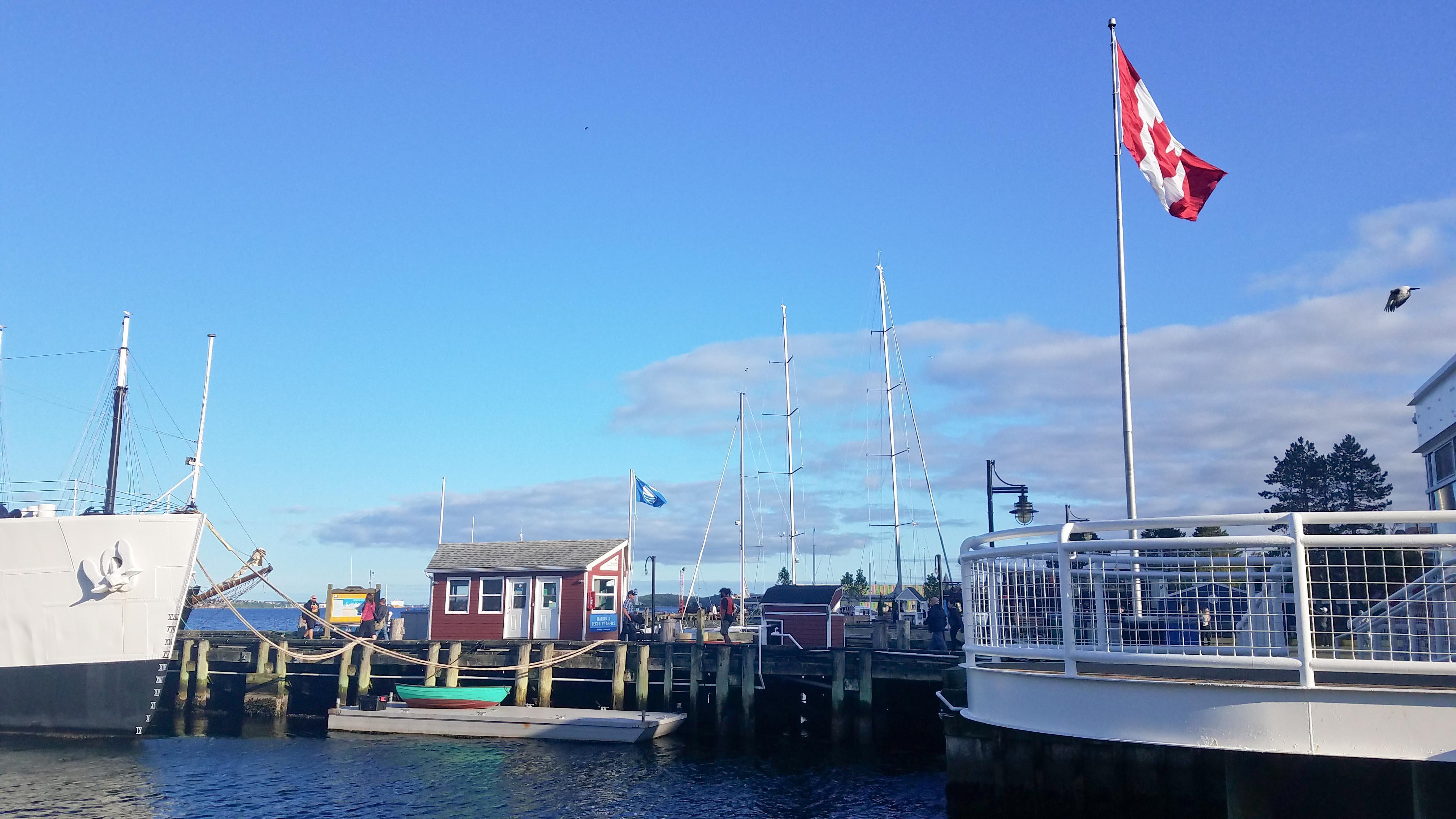 A Day in Halifax, Nova Scotia
