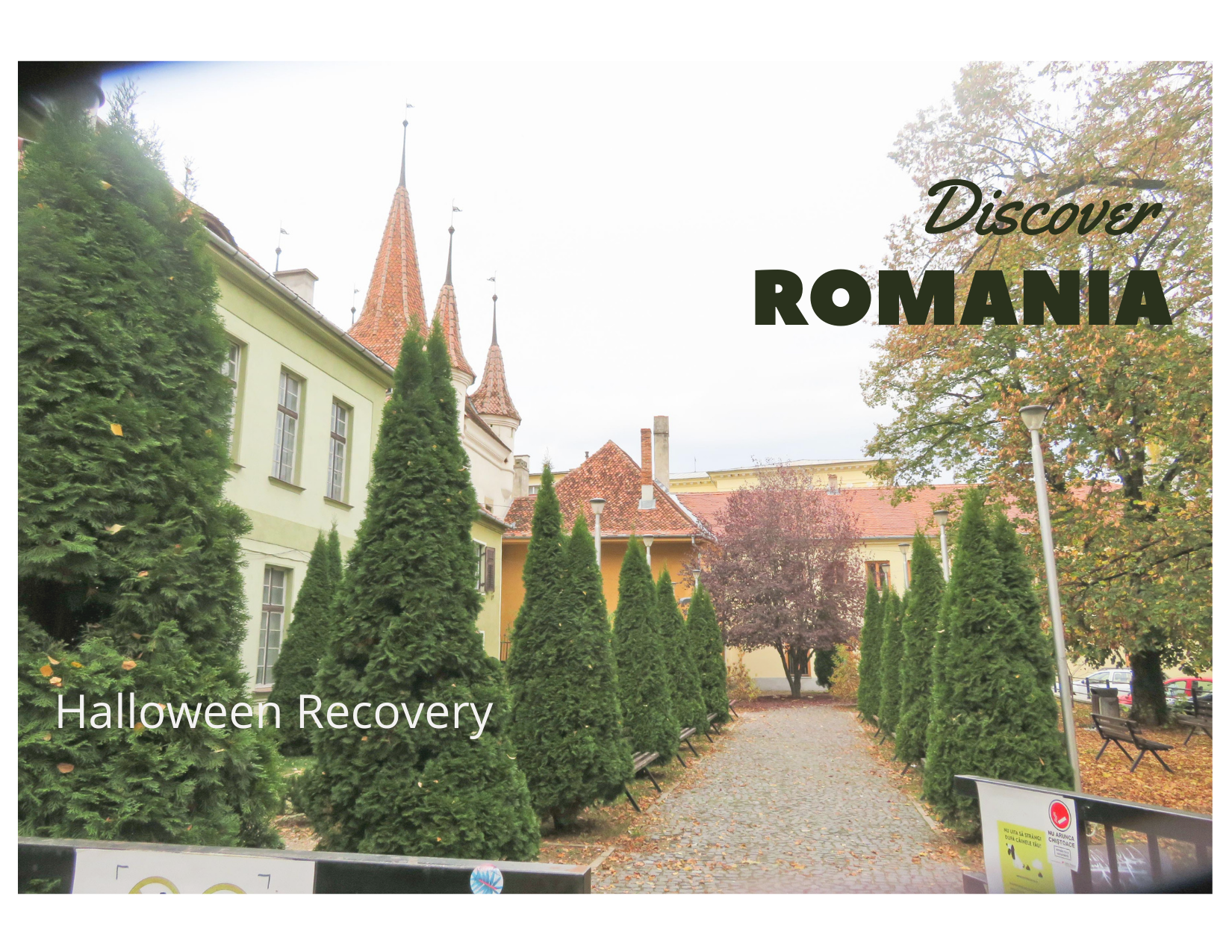 Discover Romania: Day 4 – Halloween Recovery
